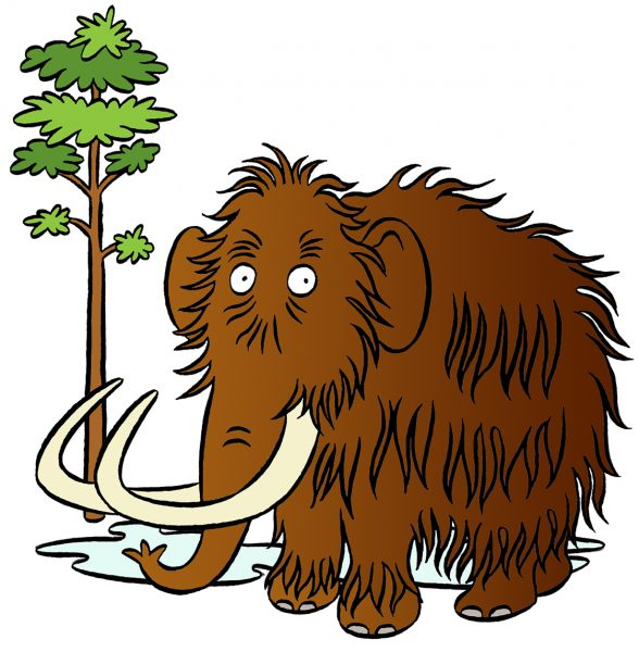 Stephanie-Strickland-Woolly-mammoth