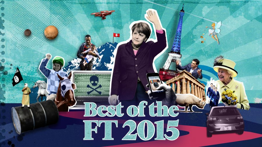 Best of 2015 / Financial Times