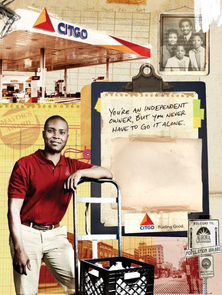 Independent Owner Citgo Entrepreneur