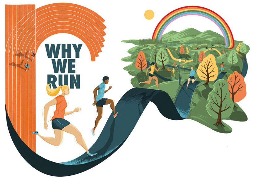 Runner's World November 2019