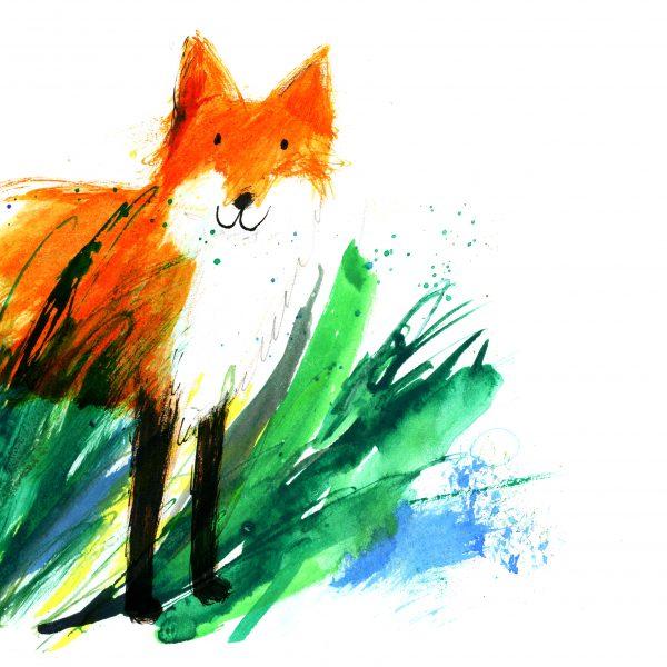 fox bushes better