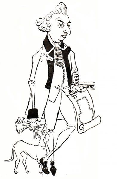 William Drake, Landowner