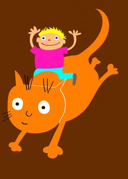 Cat ride