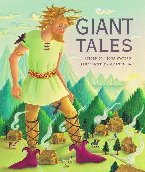 GIANT TALES COVER