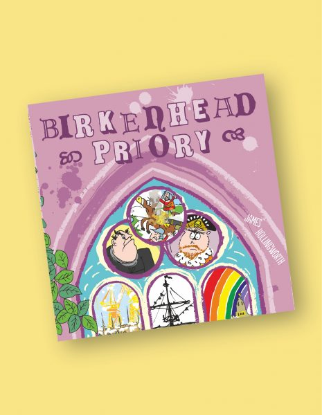 Birkenhead Priory children's book