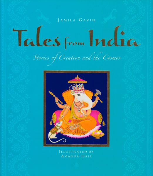TALES FROM INDIA COVER