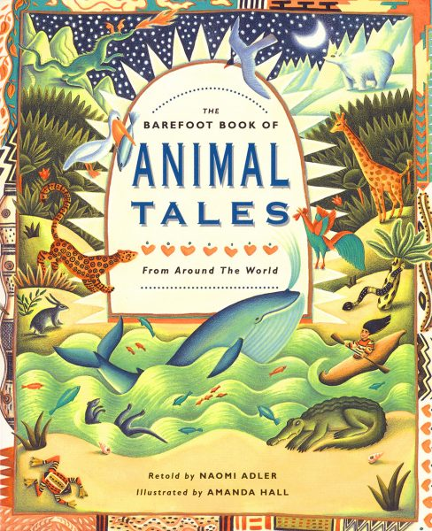 THE BAREFOOT BOOK OF ANIMAL TALES COVER