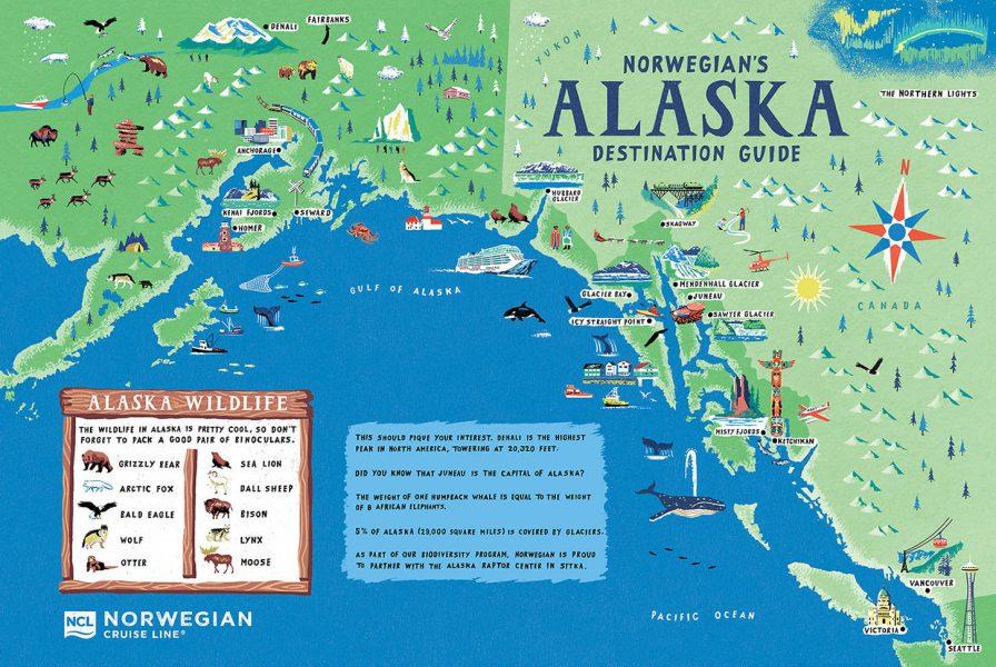 NCL Alaska