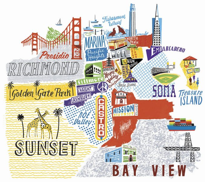 San Francisco Neighbourhoods