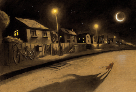 On a Dark Dark Night