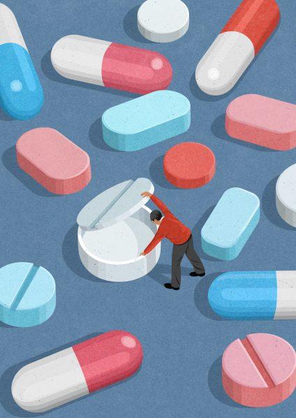 John Holcroft placebos