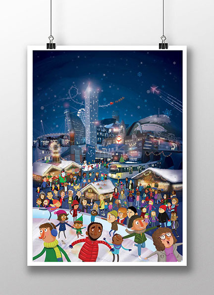 manchester-xmas-poster-andotwin