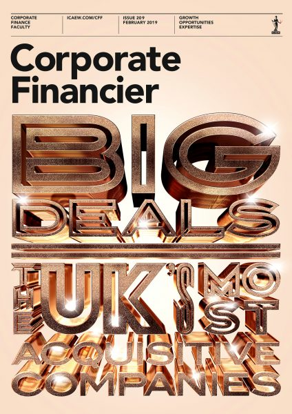 Big Deals / Corporate Financier