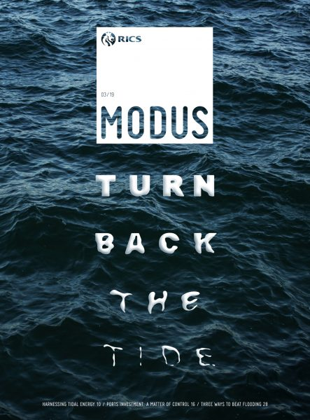 Turn Back the Tide / Modus Magazine