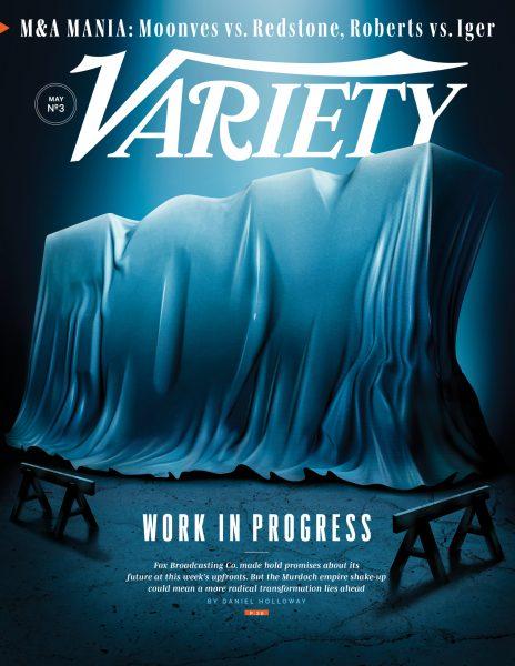 FOX / Variety Magazine Cover