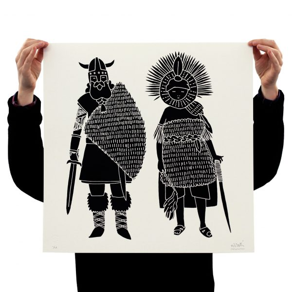 Scotty Hard Print