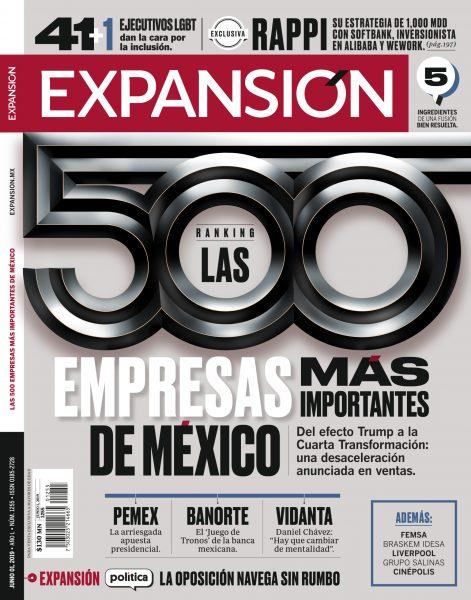 500 / Expansión Magazine