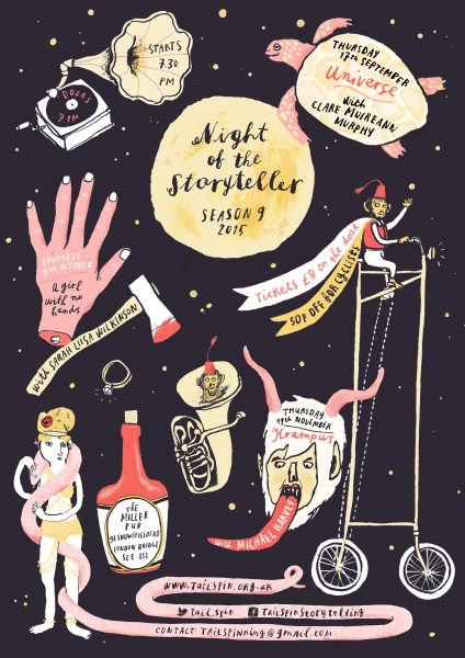 Night of the Storyteller