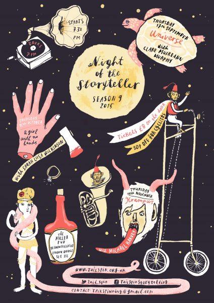 Night of the Storyteller