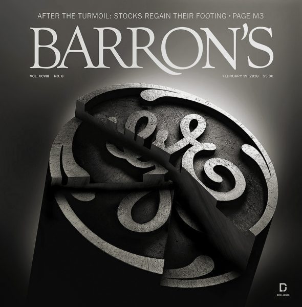 GE / Barron's