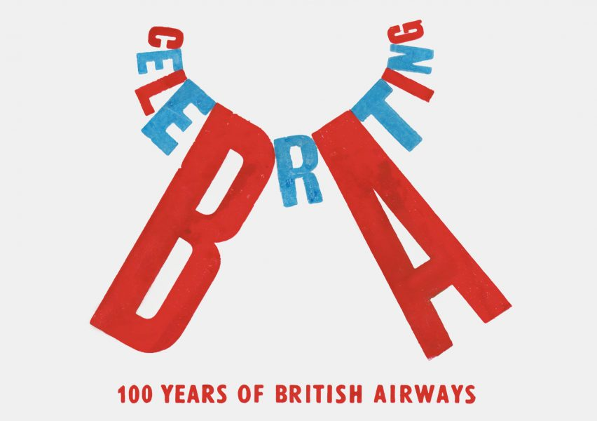 Flying All Flags / British Airways The Sunday Times