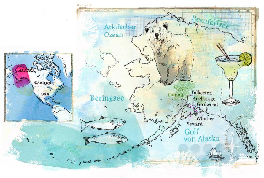 Alaska Brigitte Canada