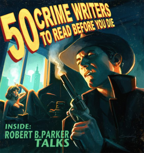 50 Crime Writers / The Telegraph