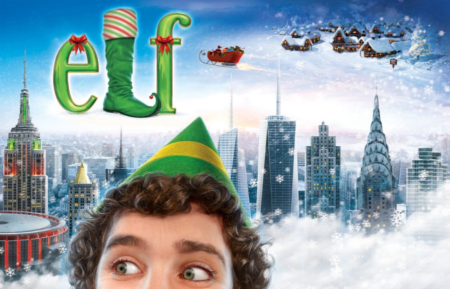 Elf the Musical / Poster