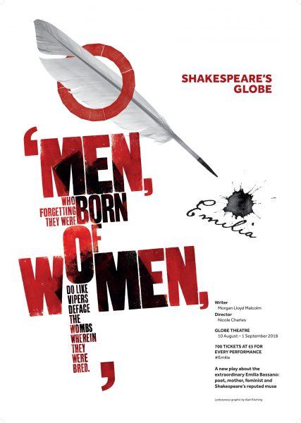 Poster / Shakespeare's Globe Theatre
