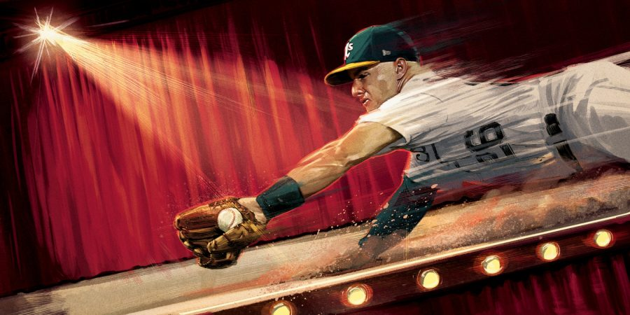 Baseball Art Editorial / Bay Area News