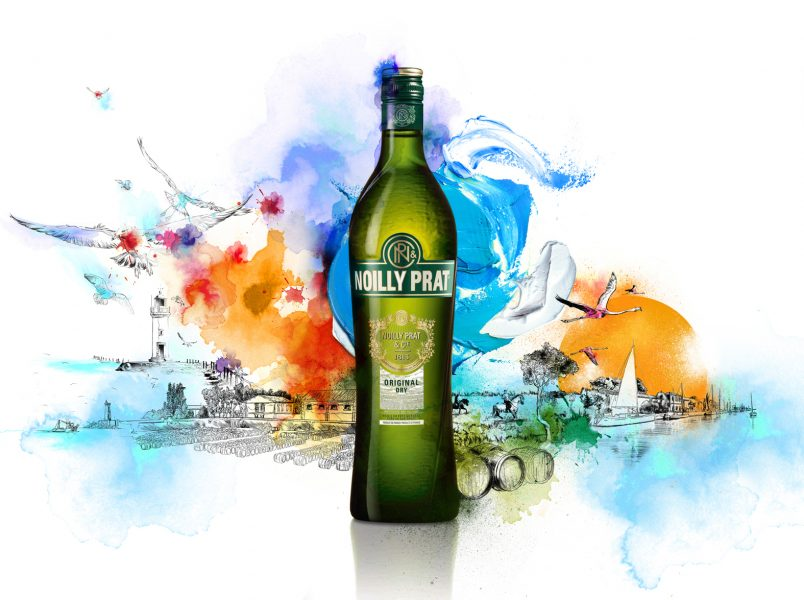 Noilly Prat Vermouth / LDR Creative