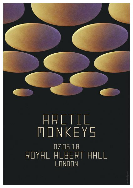 Albert Hall / Arctic Monkeys