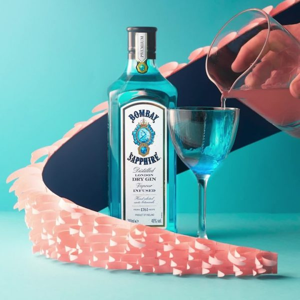Paint Your World / Bombay Sapphire
