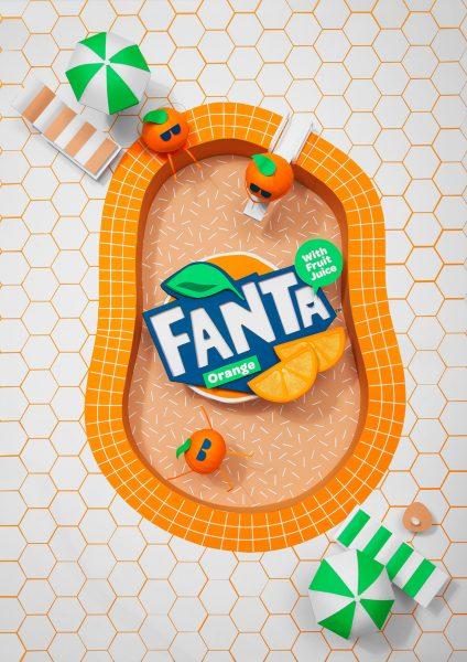 Pool / Fanta