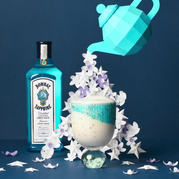Paint Your World 2 / Bombay Sapphire