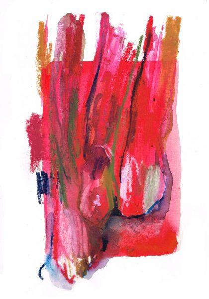 Abstract Rhubarb