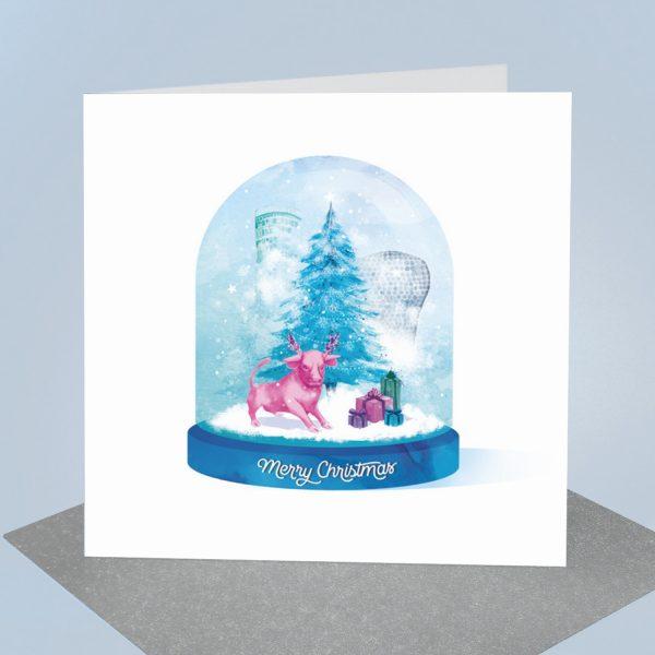 Birmingham Christmas Card