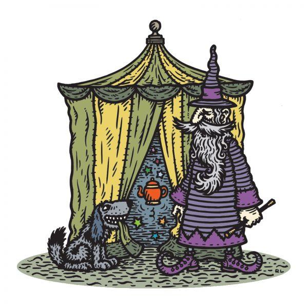 The Magic Teatime Club