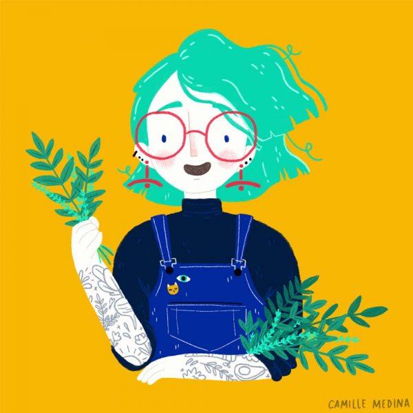 Plant Lady, My Way