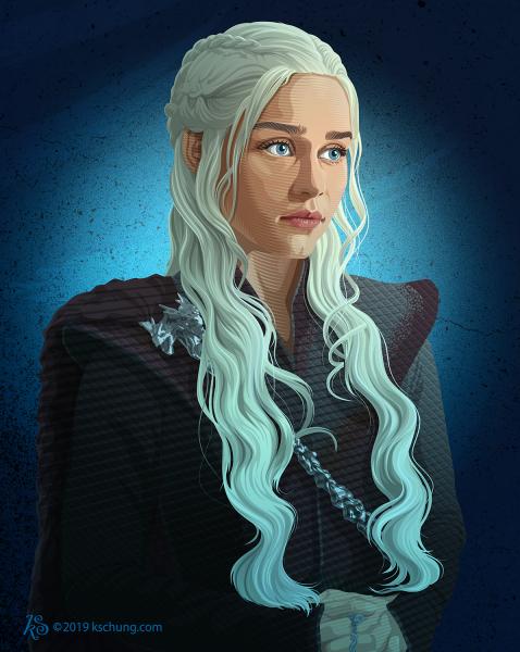 Portrait Game of Thrones