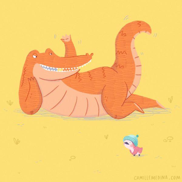 Mr. Croc
