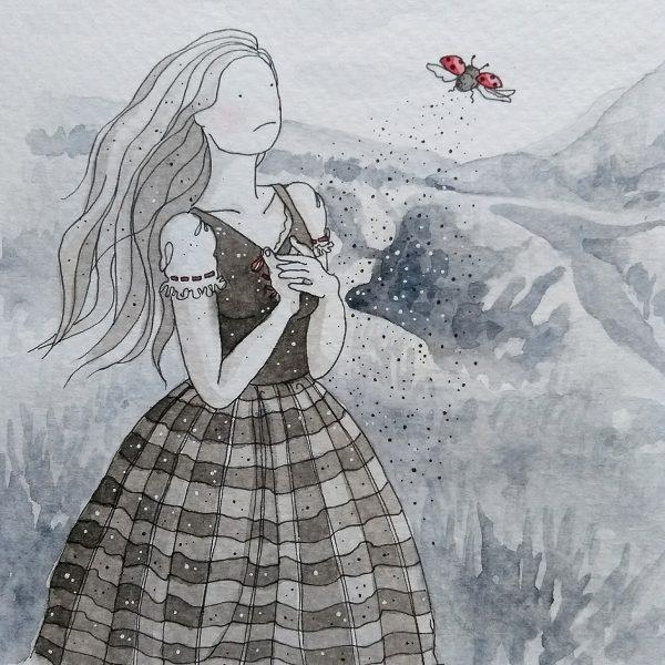 Ladybird Folktale