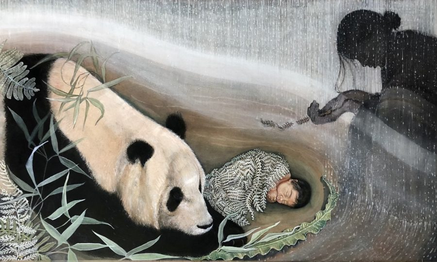 The Panda Child