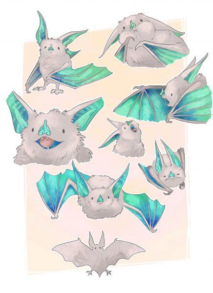 Bright Bats Character Sheet
