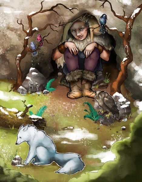 Ragnarok Illustration