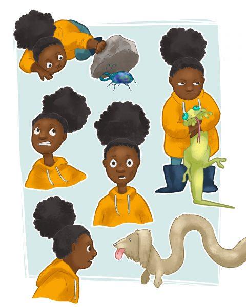 Shauni Character Sheet