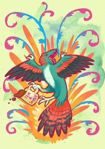 Shady Archaeopteryx