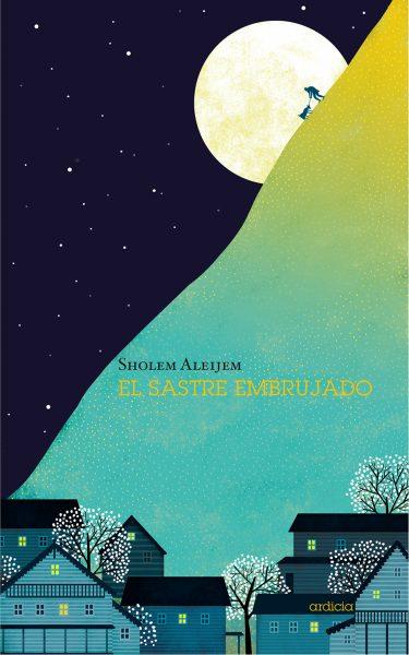 'El sastre embrujado',  Sholem Aleijem. Book cover