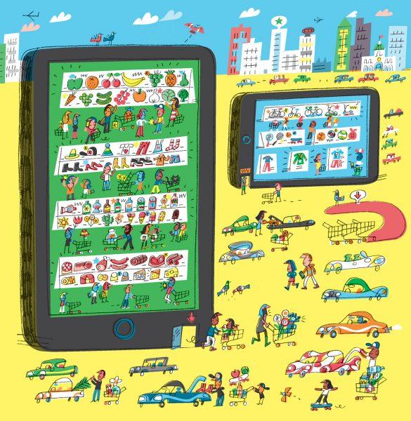 The Future of Supermarkets