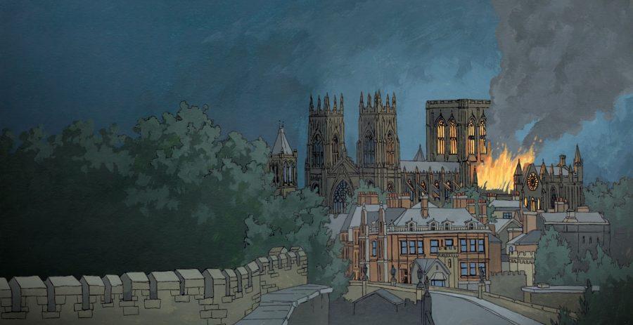 York-Minster-Fire
